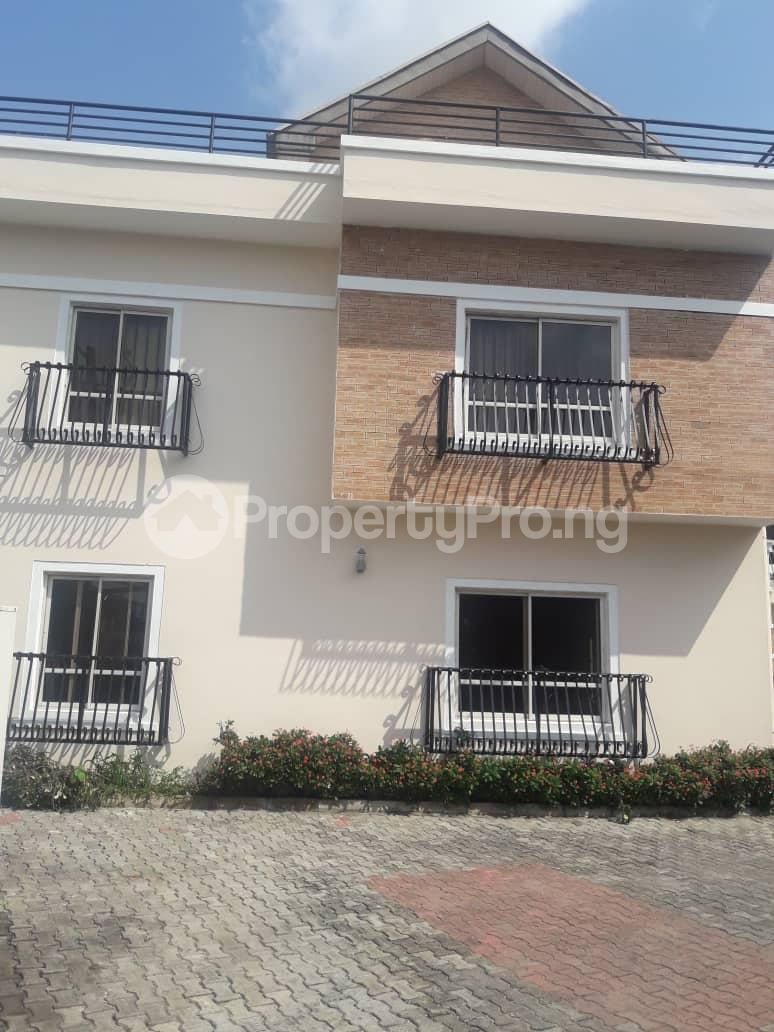 3 bedroom Flat / Apartment for rent Parkview estate Ikoyi  Parkview Estate Ikoyi Lagos - 5