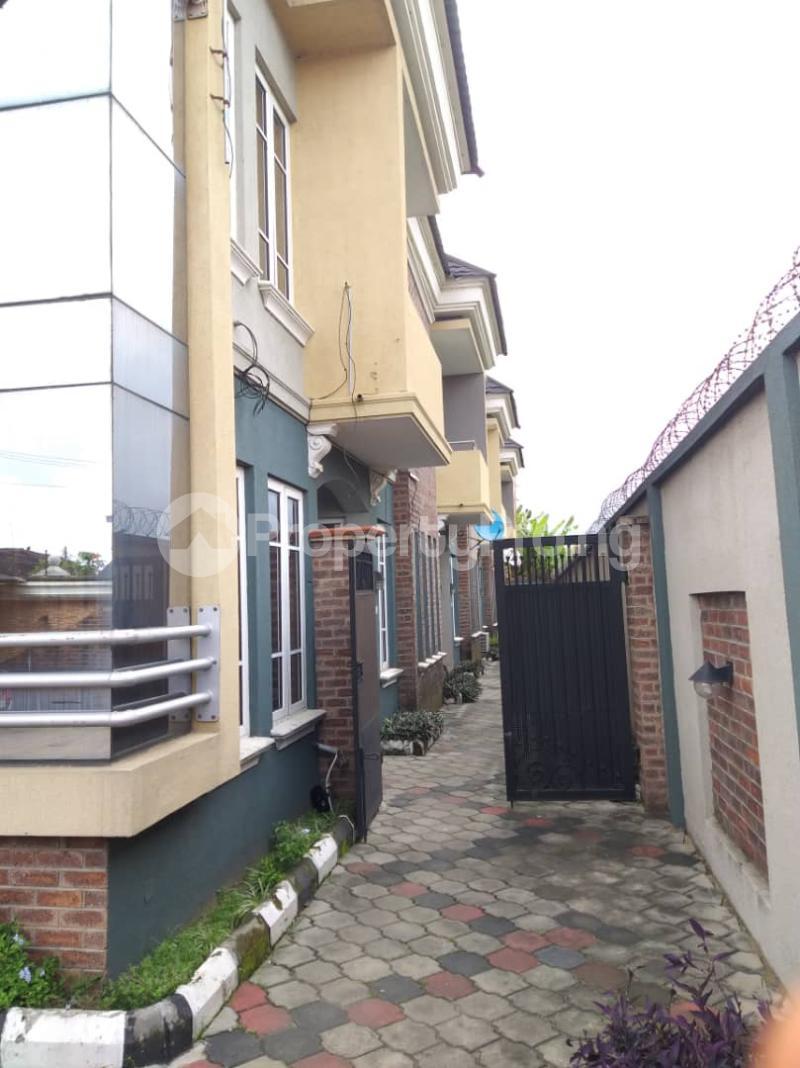 4 bedroom Terraced Duplex House for rent ... Atunrase Medina Gbagada Lagos - 0