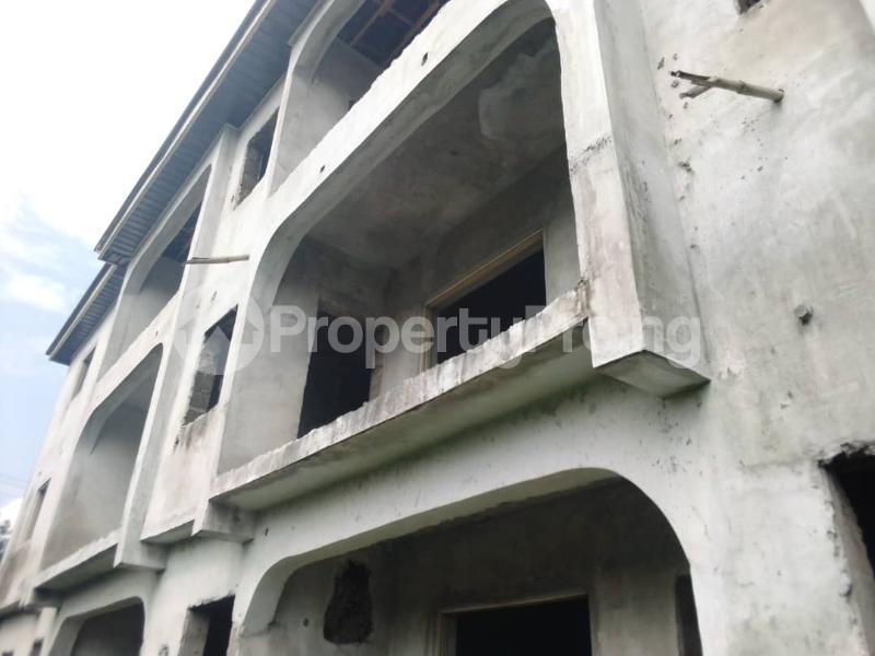 Blocks of Flats for sale Agip Estate Rumolumeni Port Harcourt Rivers - 1