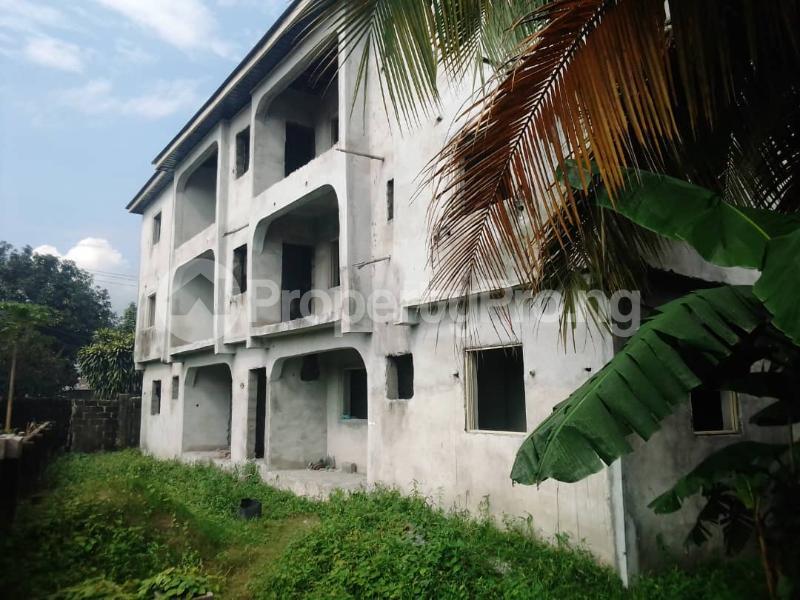 Blocks of Flats for sale Agip Estate Rumolumeni Port Harcourt Rivers - 0