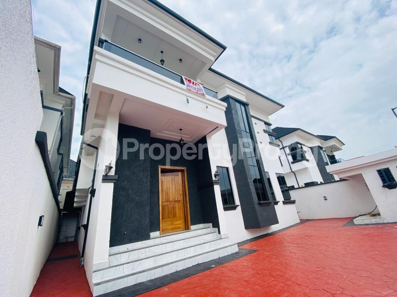 4 bedroom Detached Duplex House for rent Osapa London  Osapa london Lekki Lagos - 0