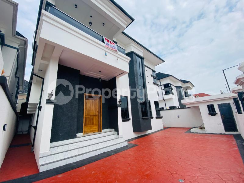 4 bedroom Detached Duplex House for rent Osapa London  Osapa london Lekki Lagos - 1
