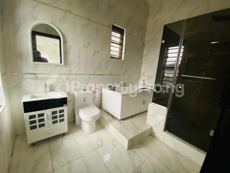 4 bedroom Detached Duplex House for rent Osapa London  Osapa london Lekki Lagos - 5