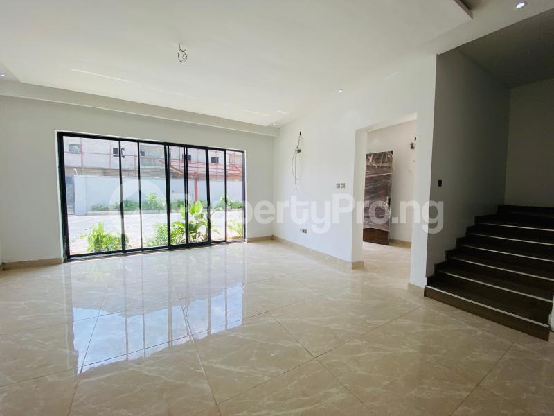 4 bedroom Terraced Duplex House for sale Bourdillion, Ikoyi  Bourdillon Ikoyi Lagos - 2