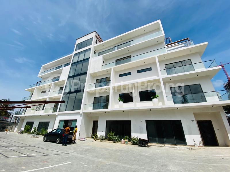 4 bedroom Terraced Duplex House for sale Bourdillion, Ikoyi  Bourdillon Ikoyi Lagos - 0