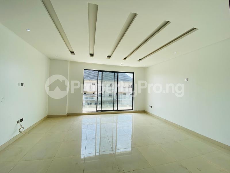 4 bedroom Terraced Duplex House for sale Bourdillion, Ikoyi  Bourdillon Ikoyi Lagos - 11