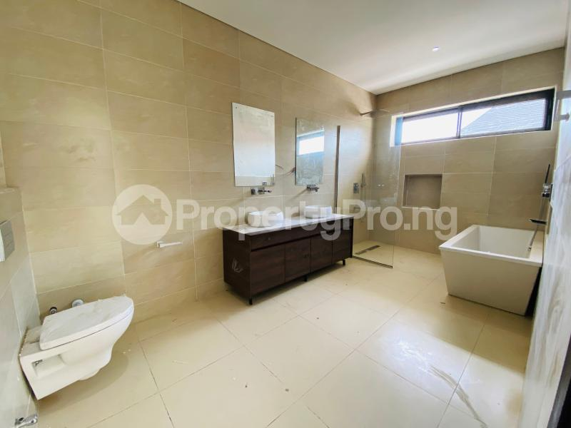 4 bedroom Terraced Duplex House for sale Bourdillion, Ikoyi  Bourdillon Ikoyi Lagos - 14
