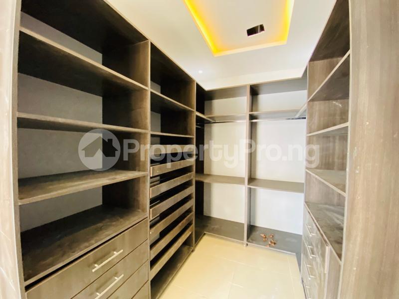 4 bedroom Terraced Duplex House for sale Bourdillion, Ikoyi  Bourdillon Ikoyi Lagos - 12