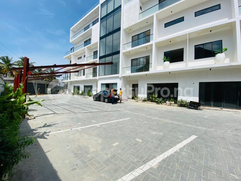 4 bedroom Terraced Duplex House for sale Bourdillion, Ikoyi  Bourdillon Ikoyi Lagos - 1