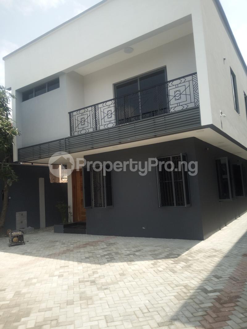 5 bedroom Detached Duplex House for sale Kenneth Agbakuru street,Lekki phase 1,Lekki Lekki Phase 1 Lekki Lagos - 1