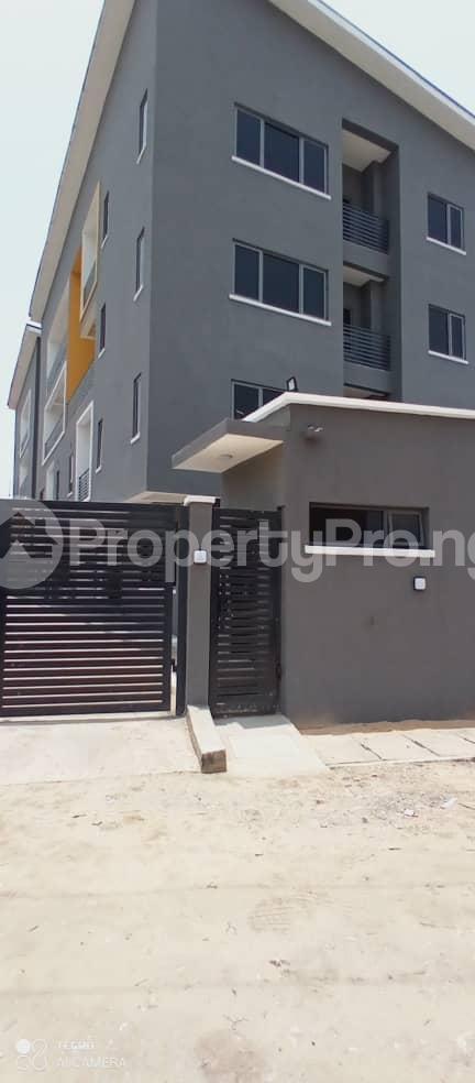 3 bedroom Flat / Apartment for rent Atunrase Estate Gbagada Atunrase Medina Gbagada Lagos - 0