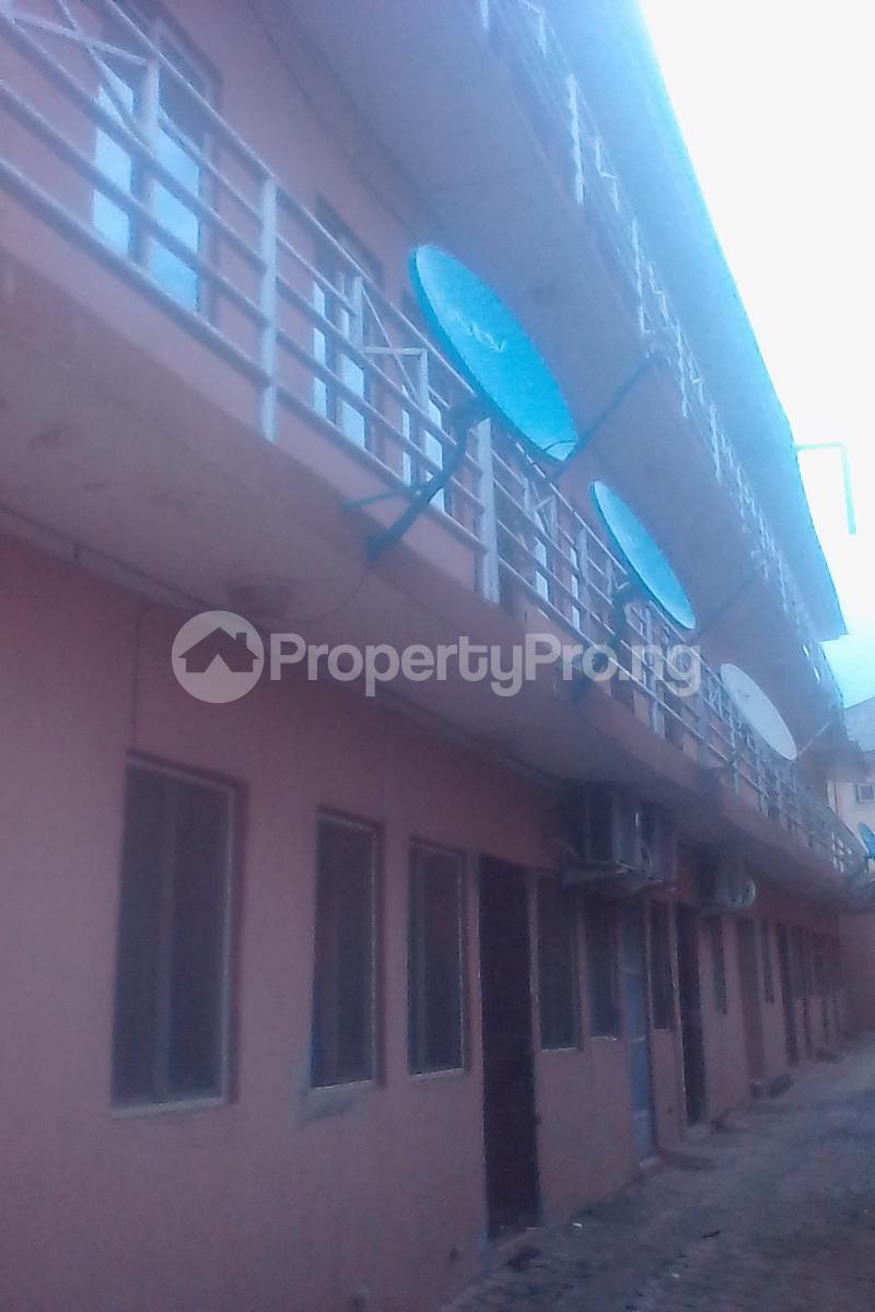 1 bedroom mini flat  Studio Apartment Flat / Apartment for rent BESIDE AIafia Estate,,,,, Aguda(Ogba) Ogba Lagos - 3