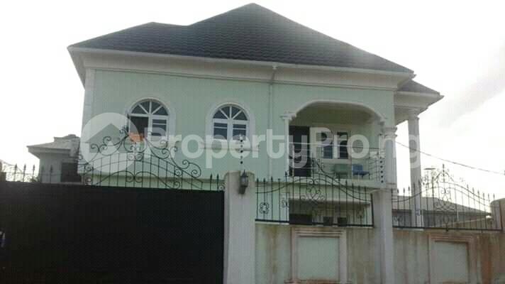 4 bedroom Detached Duplex for sale Glory Estate Off Command Road Ipaja Ipaja road Ipaja Lagos - 0