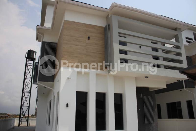 5 bedroom Detached Duplex House for rent Ikota Lekki Lagos - 7