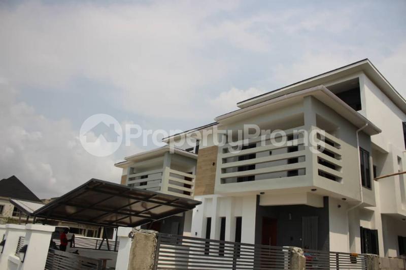 5 bedroom Detached Duplex House for rent Ikota Lekki Lagos - 3