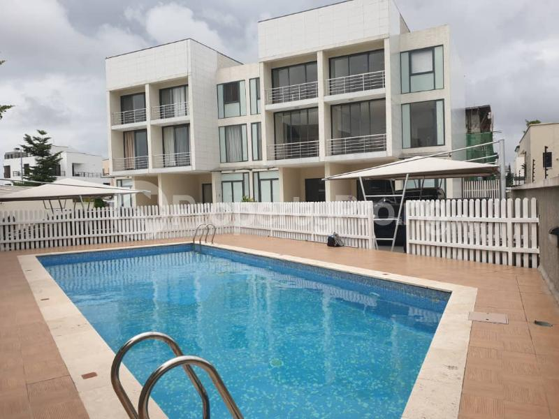 3 bedroom Flat / Apartment for rent Ondo Street, Banana Island. Ikoyi Lagos - 0