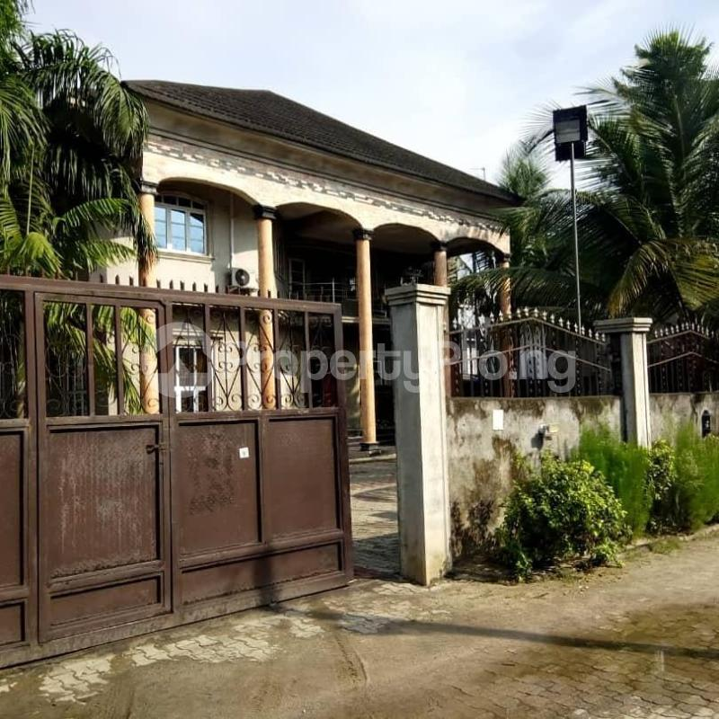 5 bedroom Detached Bungalow House for sale Eliozu Port Harcourt Rivers - 6