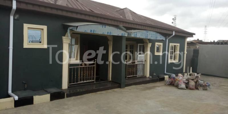 2 bedroom Flat / Apartment for rent off  Chevron road Soluyi Gbagada Lagos - 0