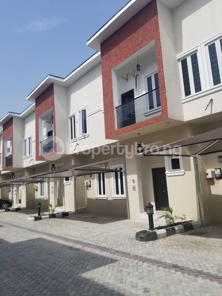 4 bedroom Terraced Duplex House for rent Orchid hotel road Lekki Lagos - 0