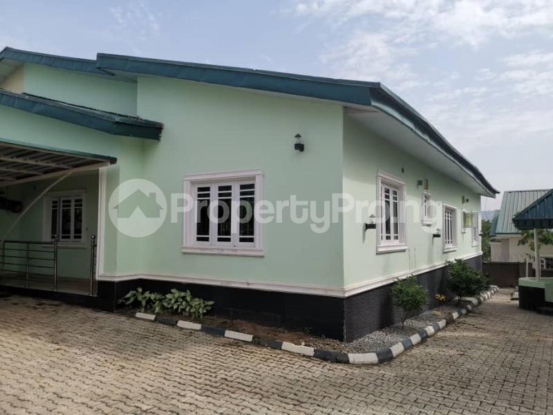 3 bedroom Semi Detached Bungalow House for sale By Idu Railway,Jabi Airport Road. Idu Abuja - 0