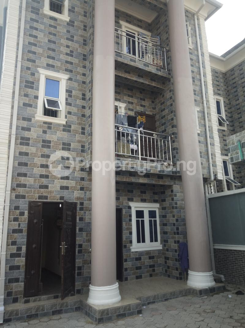 3 bedroom Flat / Apartment for rent Off miyaki street,oworo Kosofe Kosofe/Ikosi Lagos - 1