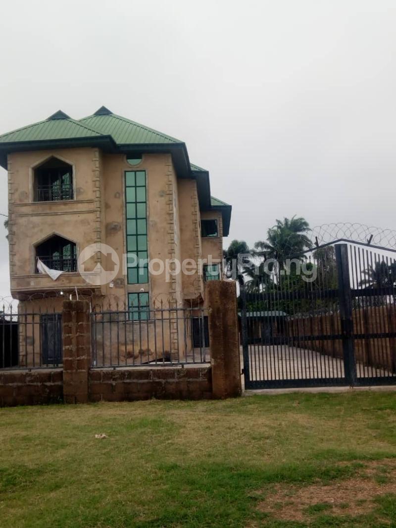 Office Space for sale Ataoja Estate Osogbo Egbedore Osun - 0
