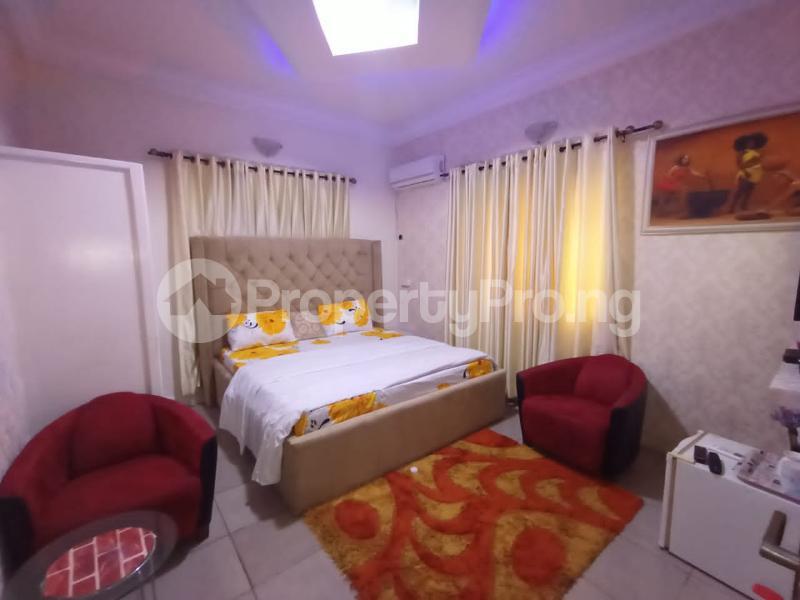 1 bedroom Studio Apartment for shortlet Opposite Domino Pizza Agugi Lekki Agungi Lekki Lagos - 1
