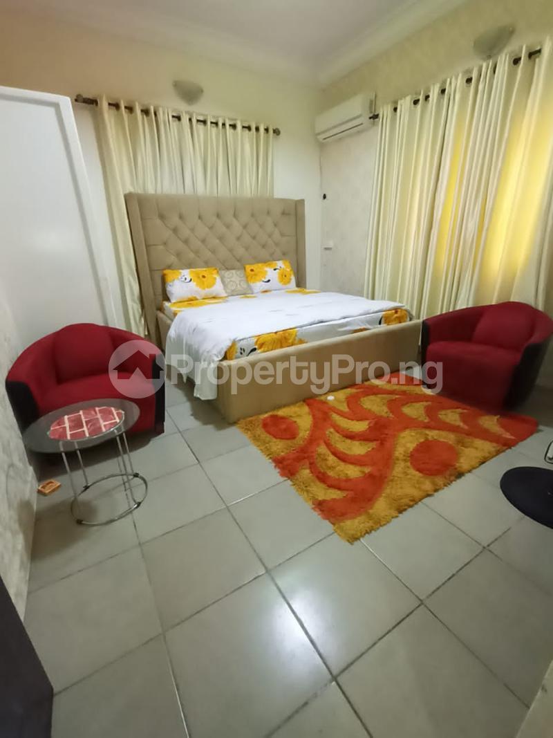 1 bedroom Studio Apartment for shortlet Opposite Domino Pizza Agugi Lekki Agungi Lekki Lagos - 4