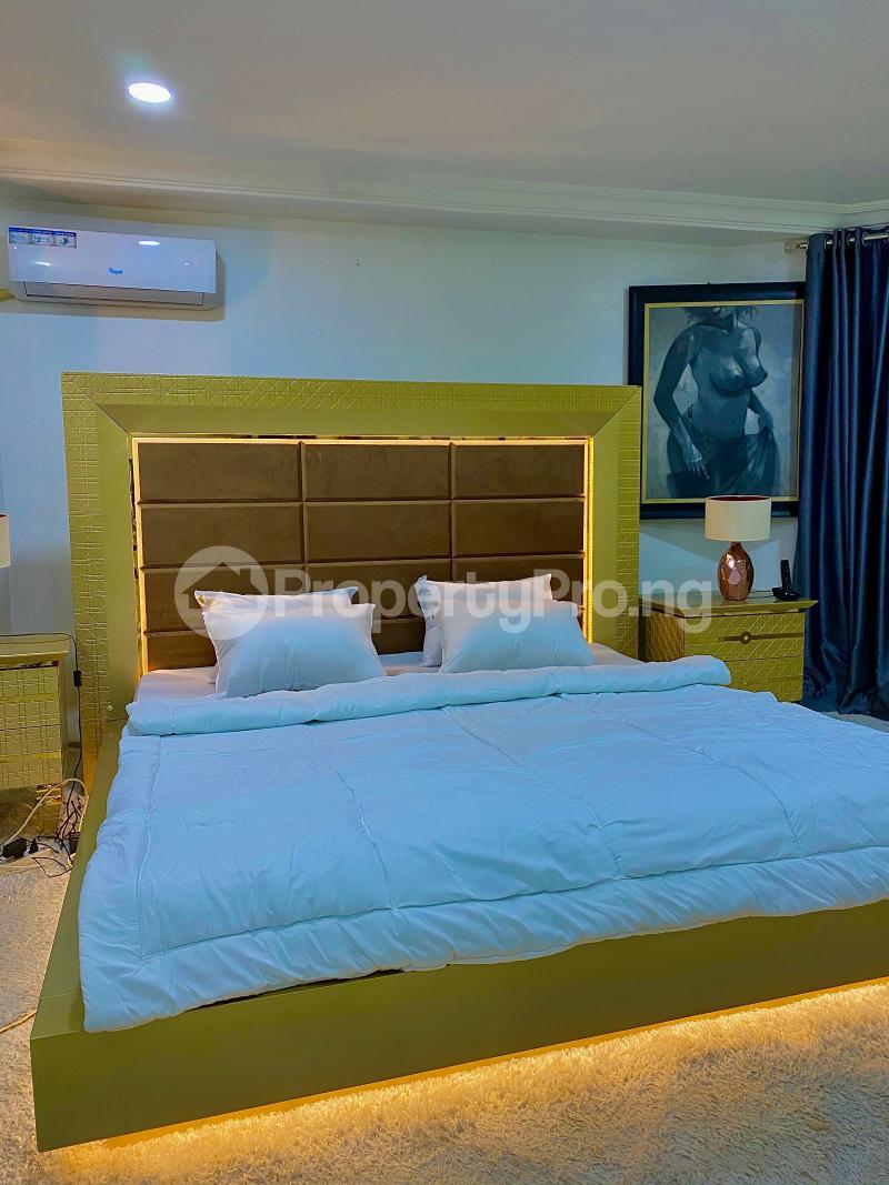 2 bedroom Mini flat Flat / Apartment for shortlet British village, wuse 2  Wuse 2 Abuja - 0