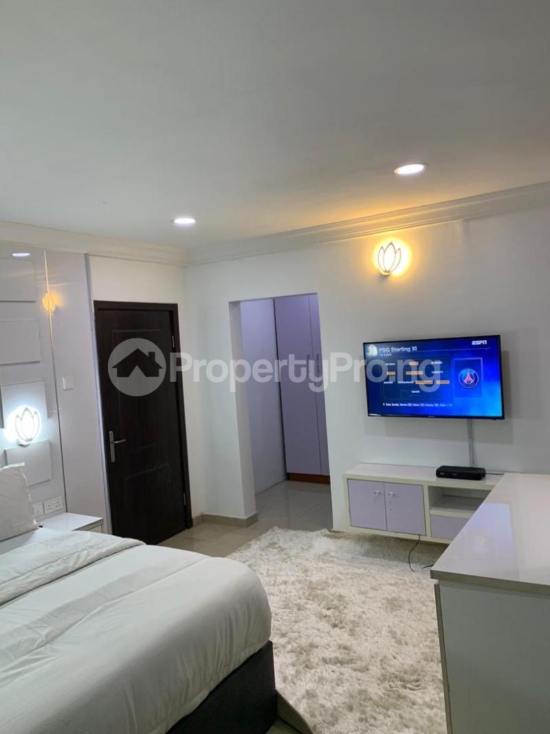 2 bedroom Mini flat Flat / Apartment for shortlet British village, wuse 2  Wuse 2 Abuja - 19