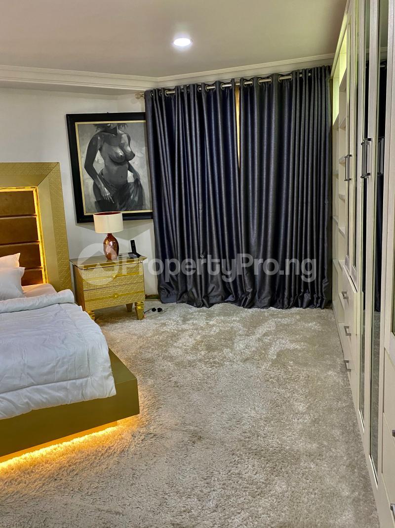 2 bedroom Mini flat Flat / Apartment for shortlet British village, wuse 2  Wuse 2 Abuja - 7