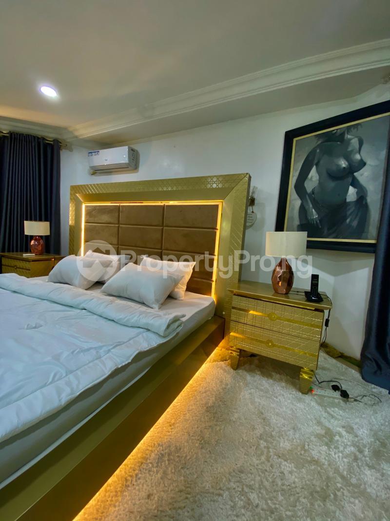 2 bedroom Mini flat Flat / Apartment for shortlet British village, wuse 2  Wuse 2 Abuja - 1