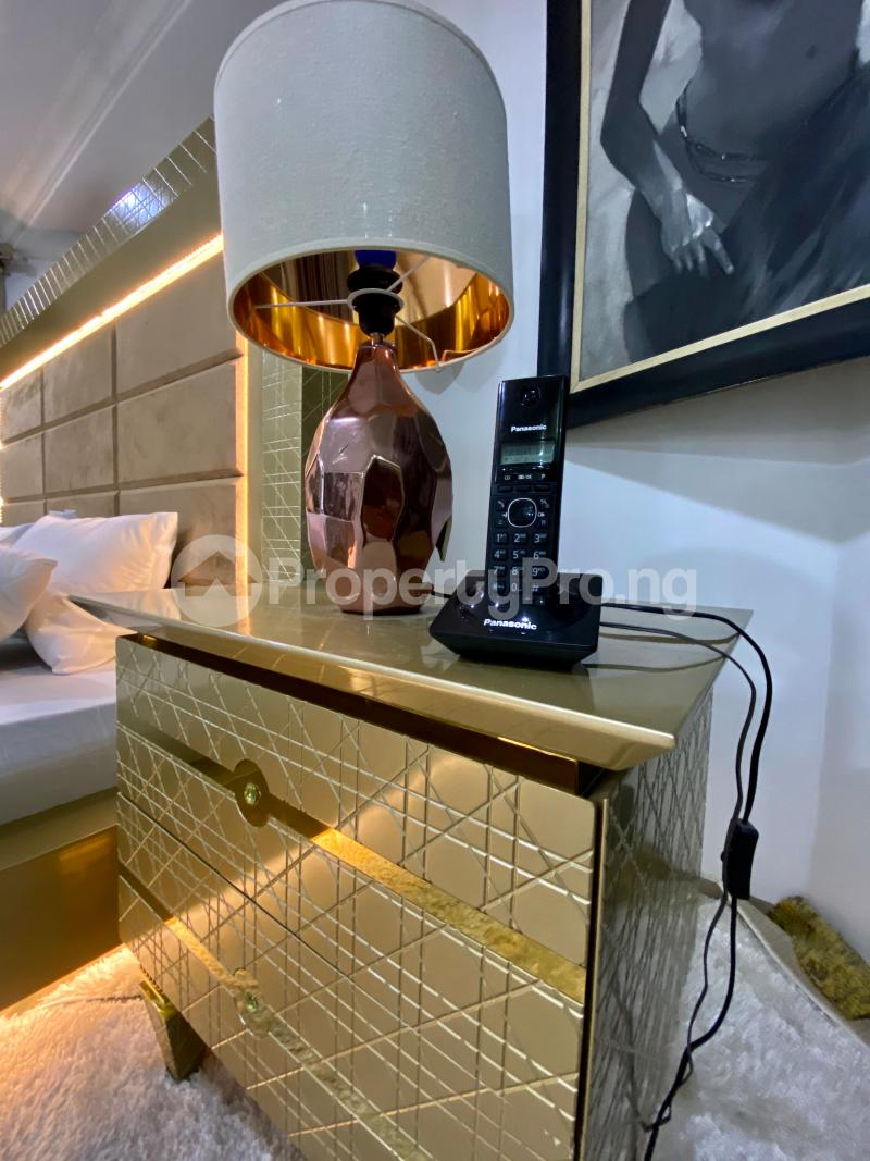 2 bedroom Mini flat Flat / Apartment for shortlet British village, wuse 2  Wuse 2 Abuja - 8