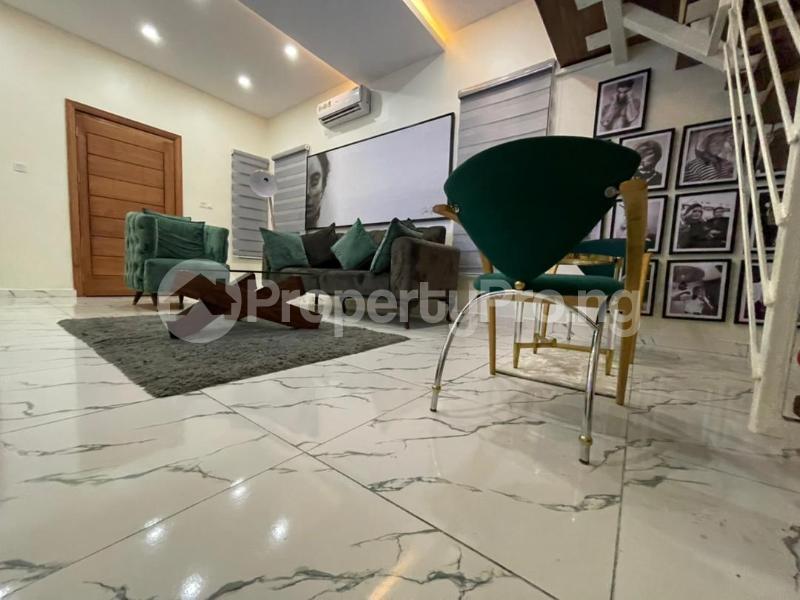 2 bedroom Semi Detached Duplex House for shortlet Conservation Road Chevron, Lekki Expressway, Lekki, Lagos. chevron Lekki Lagos - 12
