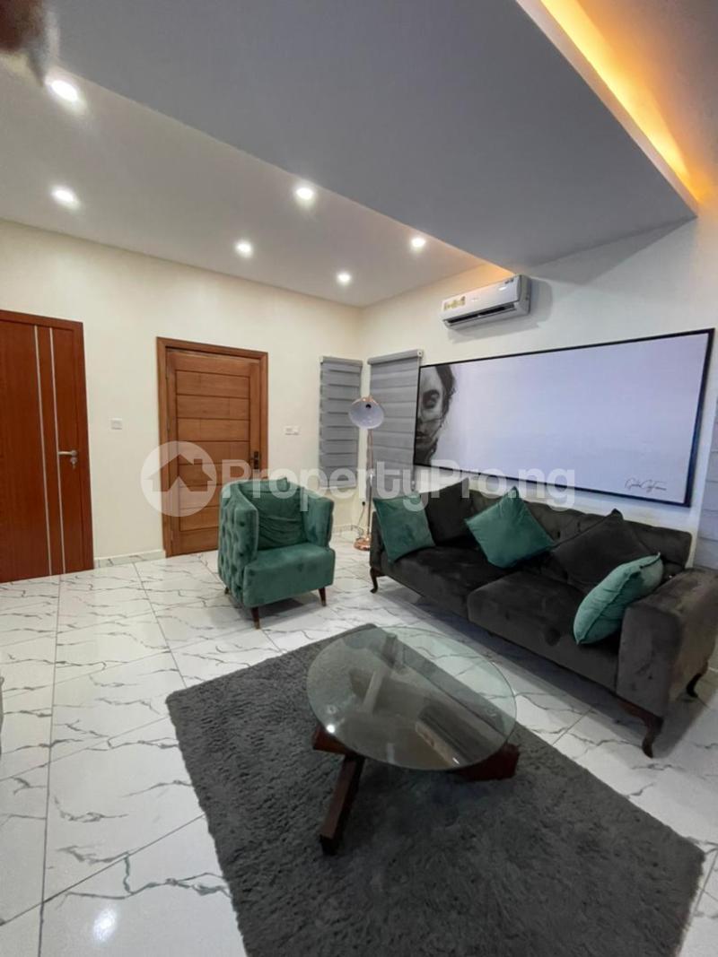 2 bedroom Semi Detached Duplex House for shortlet Conservation Road Chevron, Lekki Expressway, Lekki, Lagos. chevron Lekki Lagos - 16