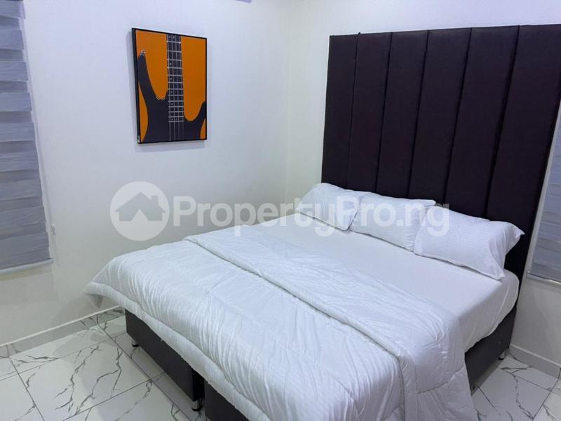 2 bedroom Semi Detached Duplex House for shortlet Conservation Road Chevron, Lekki Expressway, Lekki, Lagos. chevron Lekki Lagos - 13