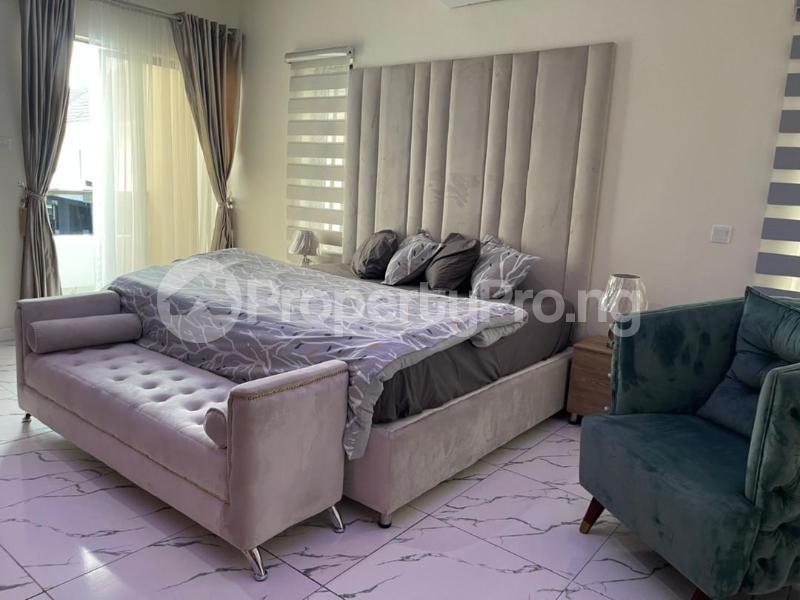 2 bedroom Semi Detached Duplex House for shortlet Conservation Road Chevron, Lekki Expressway, Lekki, Lagos. chevron Lekki Lagos - 11