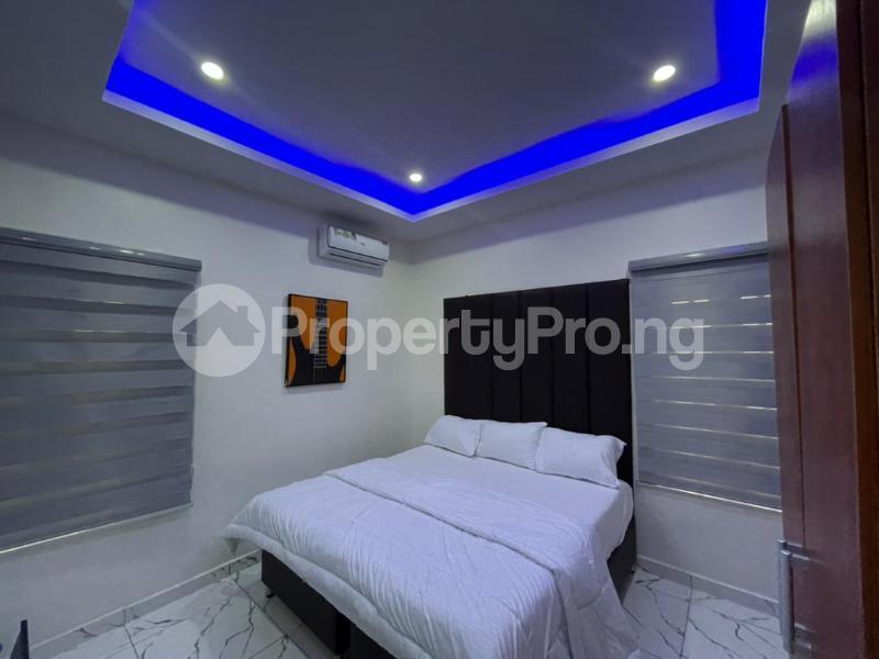 2 bedroom Semi Detached Duplex House for shortlet Conservation Road Chevron, Lekki Expressway, Lekki, Lagos. chevron Lekki Lagos - 14