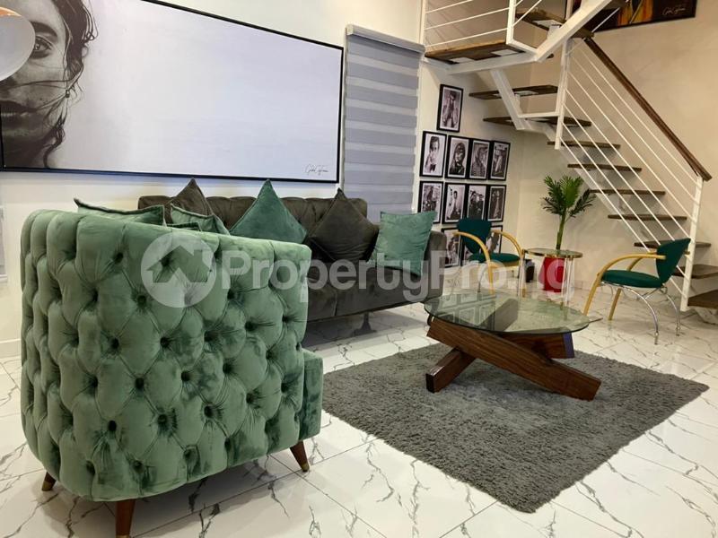 2 bedroom Semi Detached Duplex House for shortlet Conservation Road Chevron, Lekki Expressway, Lekki, Lagos. chevron Lekki Lagos - 9