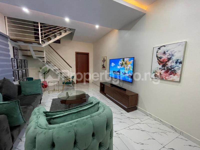 2 bedroom Semi Detached Duplex House for shortlet Conservation Road Chevron, Lekki Expressway, Lekki, Lagos. chevron Lekki Lagos - 17