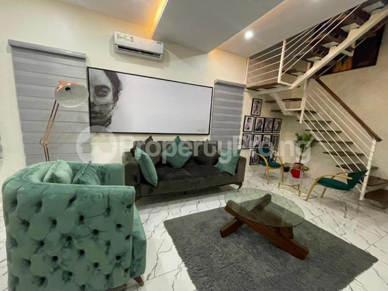 2 bedroom Semi Detached Duplex House for shortlet Conservation Road Chevron, Lekki Expressway, Lekki, Lagos. chevron Lekki Lagos - 8