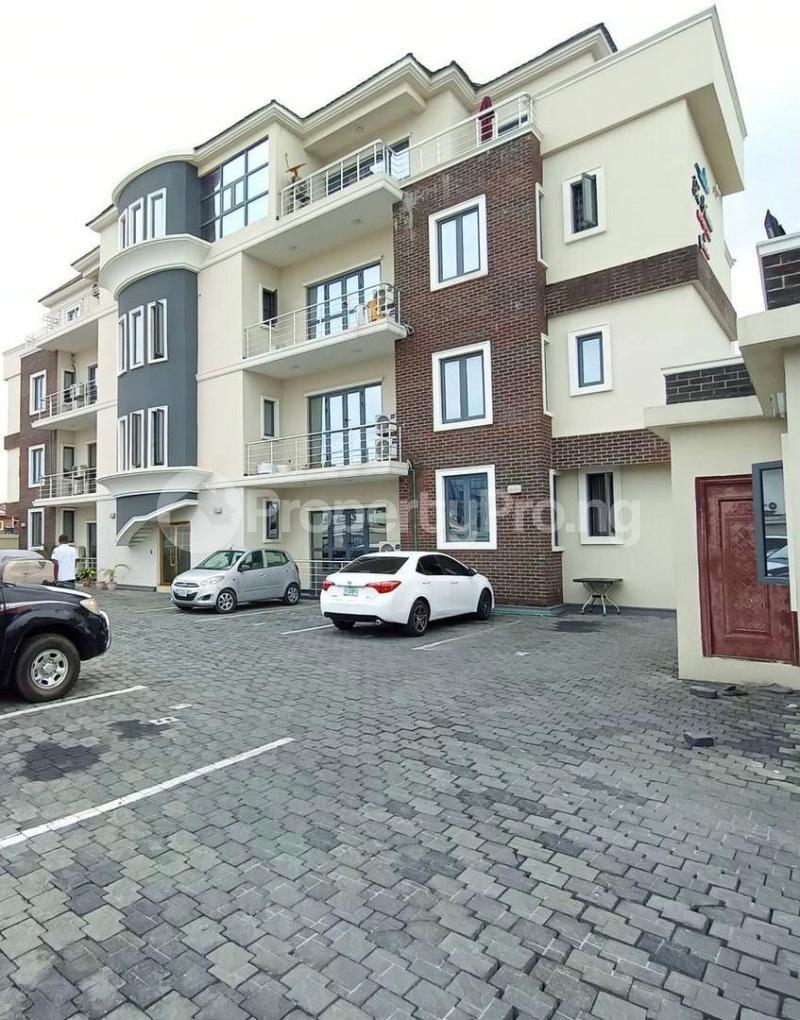 3 bedroom Flat / Apartment for rent Lekki Right Lekki Lagos - 0