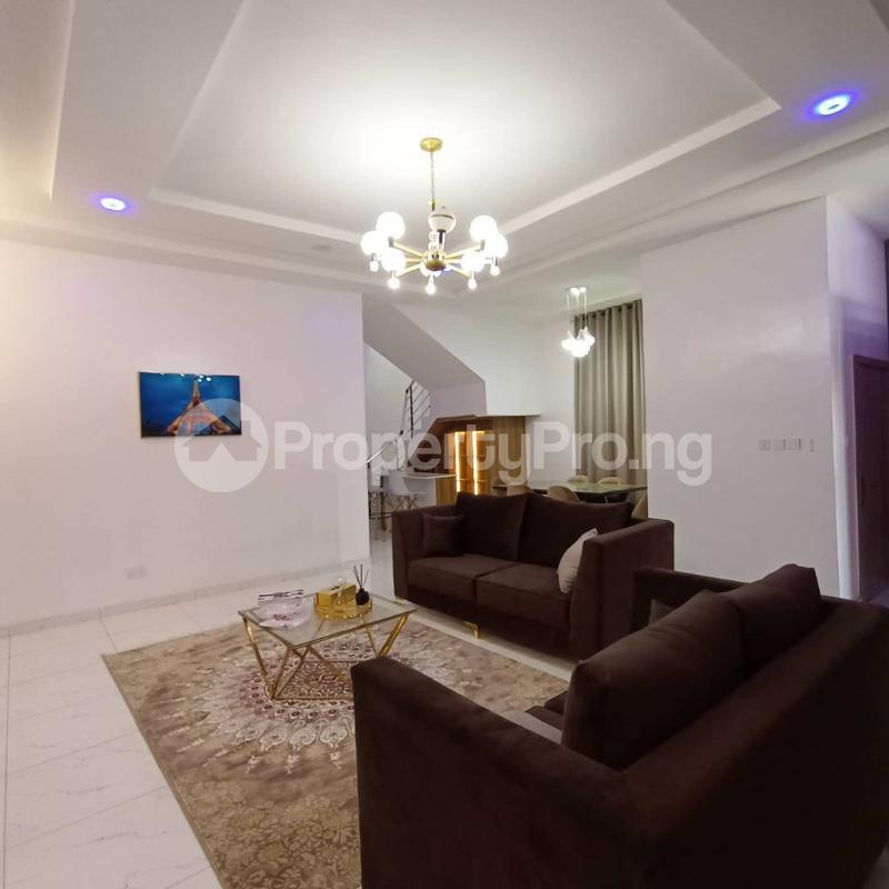 4 bedroom Detached Duplex House for sale Chevron Drive, Lekki Lagos chevron Lekki Lagos - 4