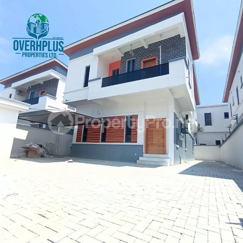 4 bedroom Detached Duplex House for sale Chevron Drive, Lekki Lagos chevron Lekki Lagos - 0