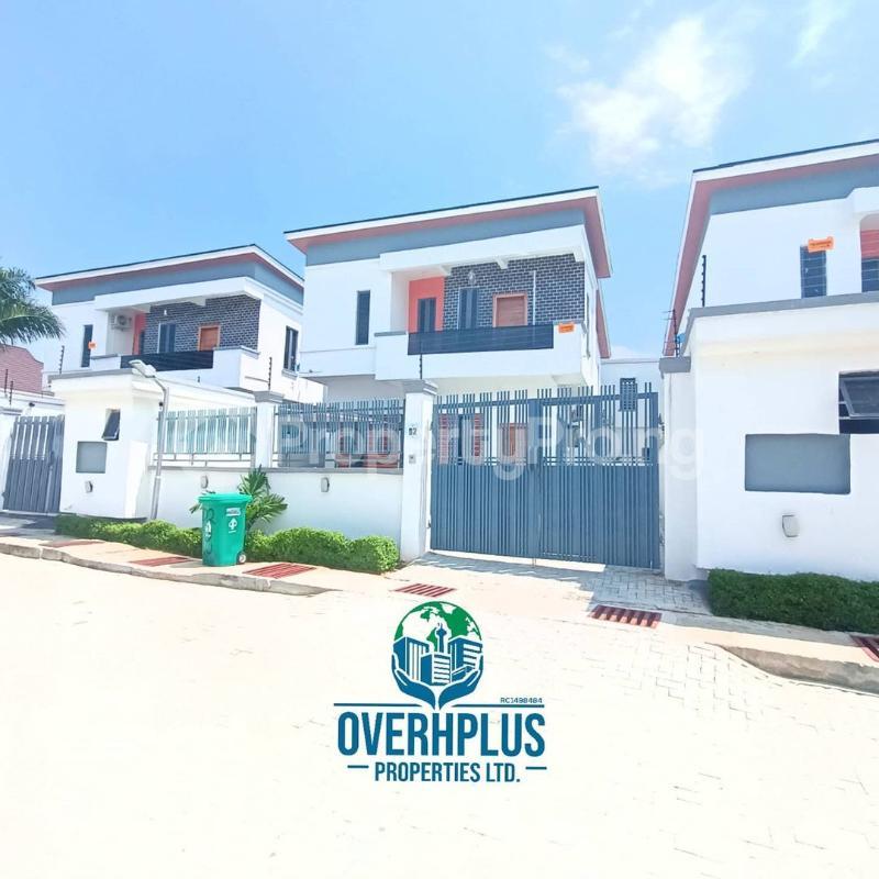 4 bedroom Detached Duplex House for sale Chevron Drive, Lekki Lagos chevron Lekki Lagos - 9