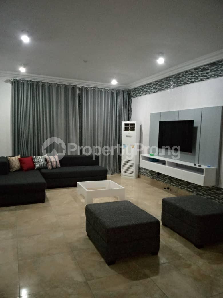 4 bedroom Terraced Duplex for shortlet Golf Estate Trans Amadi Port Harcourt Rivers - 1