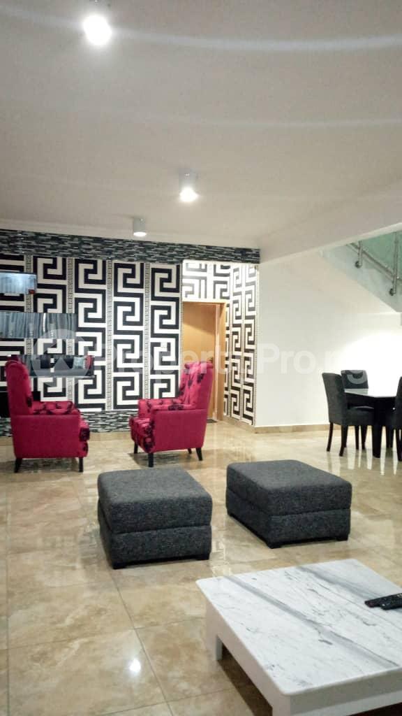 4 bedroom Terraced Duplex for shortlet Golf Estate Trans Amadi Port Harcourt Rivers - 10