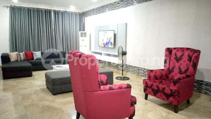 4 bedroom Terraced Duplex for shortlet Golf Estate Trans Amadi Port Harcourt Rivers - 8