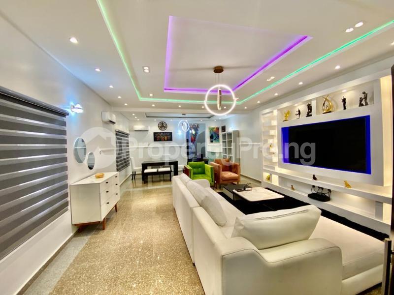 5 bedroom Semi Detached Duplex House for shortlet Osapa London, Lekki Osapa london Lekki Lagos - 11
