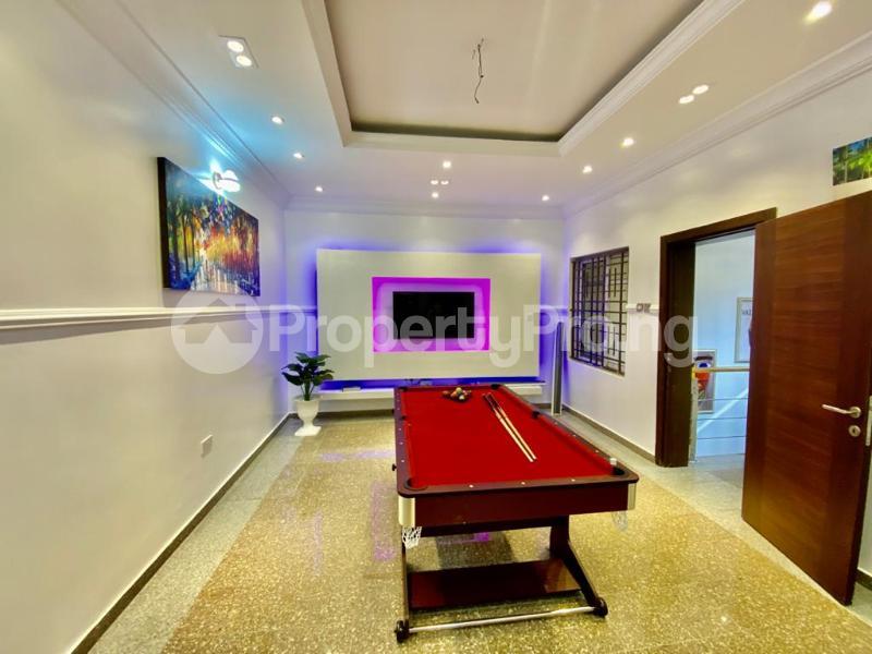 5 bedroom Semi Detached Duplex House for shortlet Osapa London, Lekki Osapa london Lekki Lagos - 2